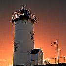 Nobska Lighthouse,MA by Jaime Hernandez