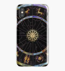 Zodiac Dial iPhone Case/Skin