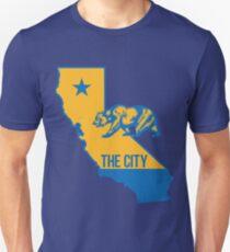 """Golden State Warriors """"The City"""" T-Shirt"""