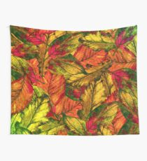Nature In Colors 2 Wall Tapestry