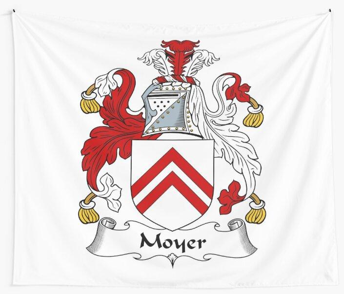 Moyer by HaroldHeraldry