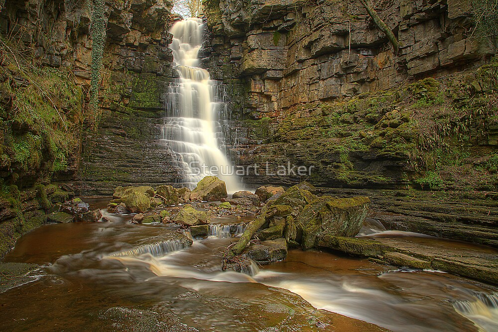 Mill Gill Force by Stewart Laker