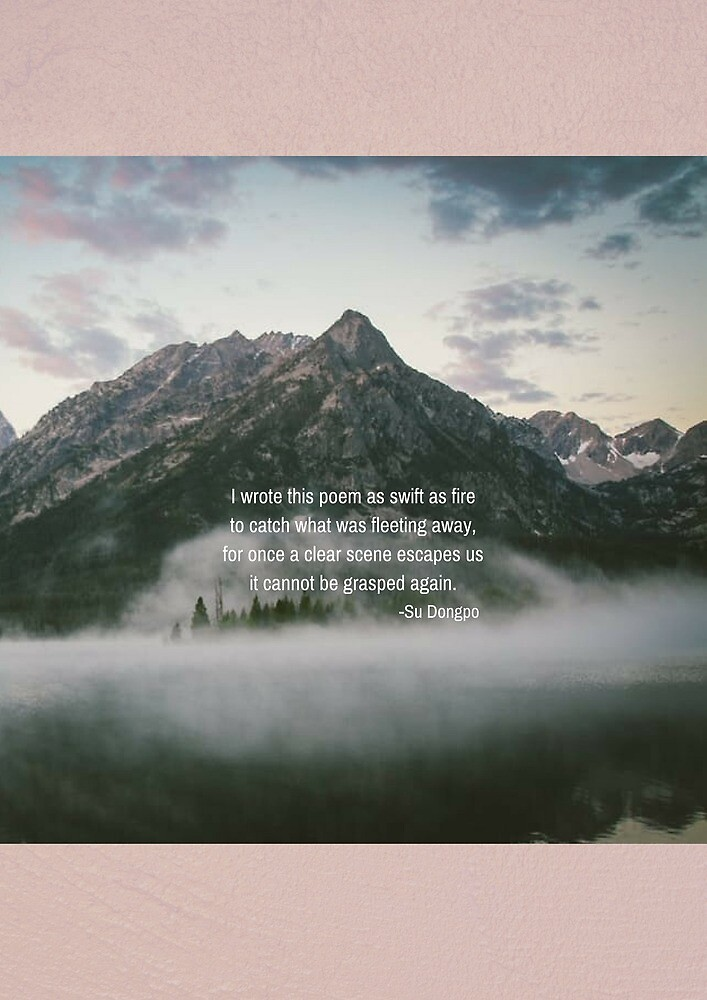 Cold Mountain by jacquelynqs