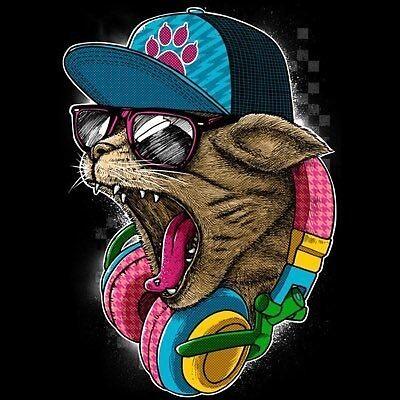 cat by slavin32