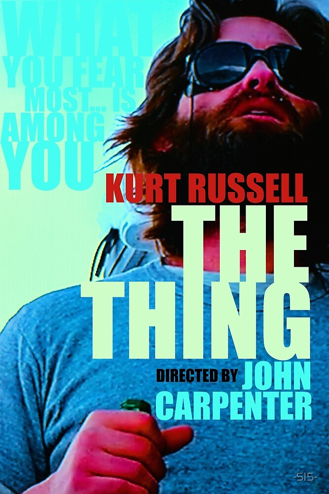 THE THING 34 by -SIS-