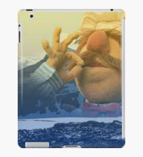 Swedish Chef Amongst the Foothills iPad Case/Skin