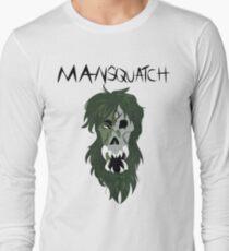 Mansquatch Long Sleeve T-Shirt