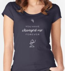 Mother and baby Women's Fitted Scoop T-Shirt
