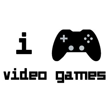 I Play Video Games For Gamers Who Love Video Games by JennitechDesign