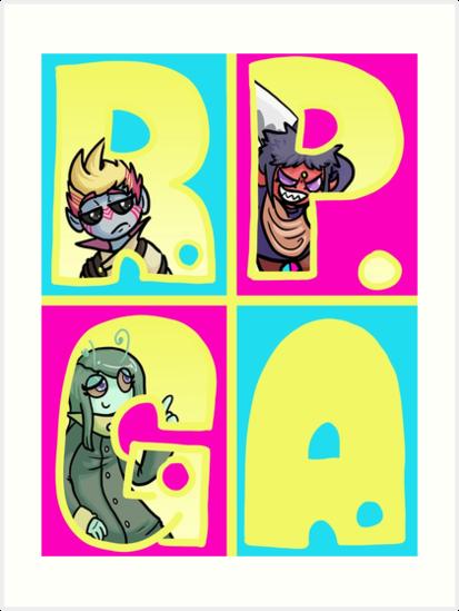RPGA by ghostyce