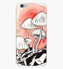 Watercolor Mushrooms iPhone Case