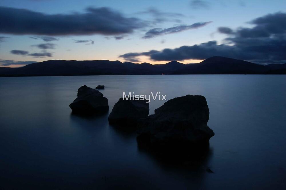 The Bonny Banks of Loch Lomond by MissyVix