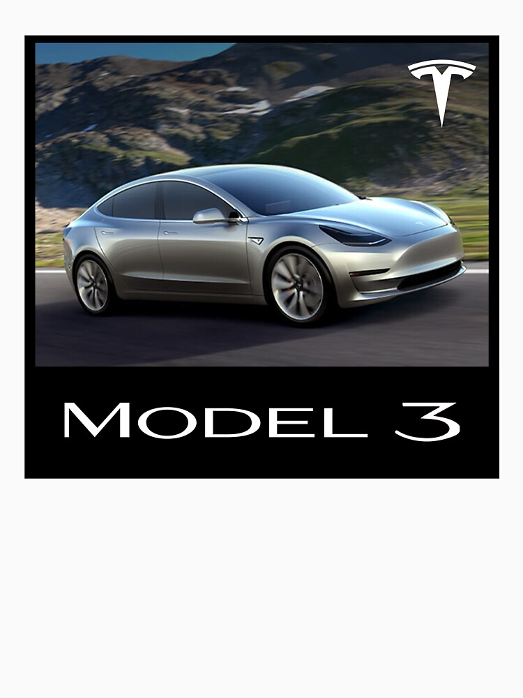 Tesla - Model 3 by VDKPatterns