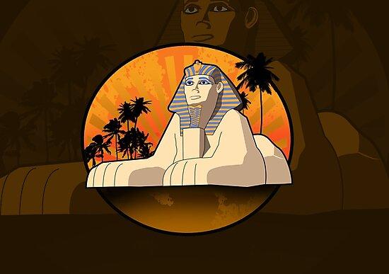 Sphinx by Adam Santana