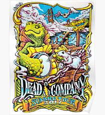 dead & Company Summer Tour 2017 - New Design Poster