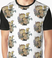 Old cartoons  Graphic T-Shirt