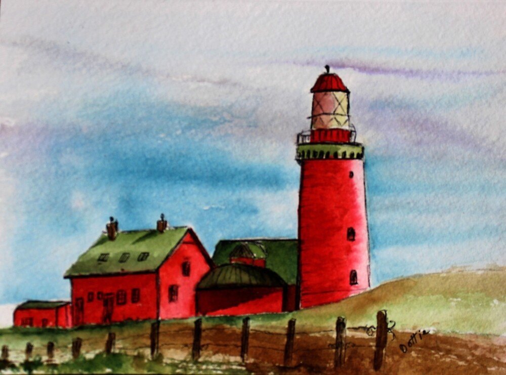 Lighthouse by Dottie Gillespie
