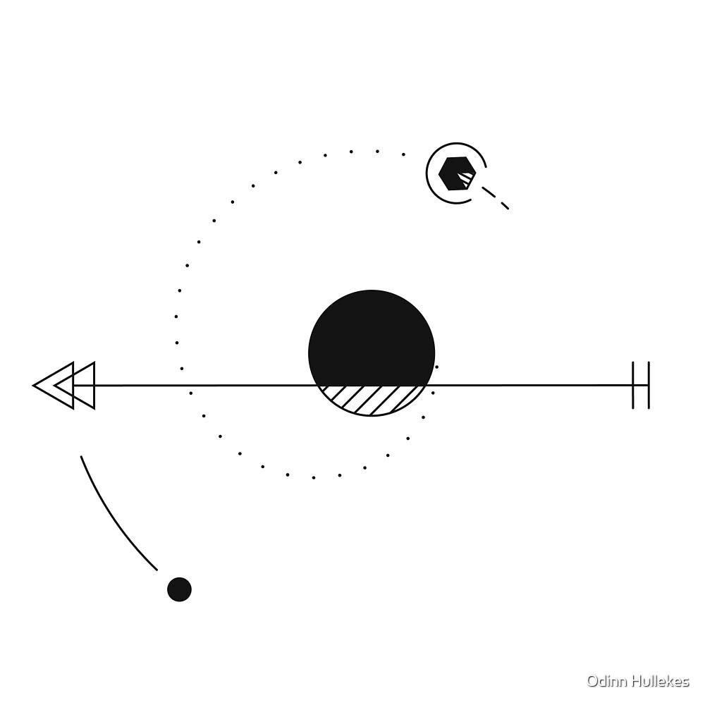 ORBIT .611 by Odinn Hullekes