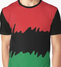 Pan Africa Colors Graphic T-Shirt