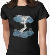 Oceanic Sky - The Mermaid Women's Fitted T-Shirt