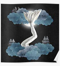Oceanic Sky - The Mermaid Poster