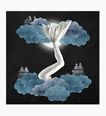 Oceanic Sky - The Mermaid Photographic Print