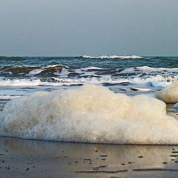 Sea foam by Yampimon