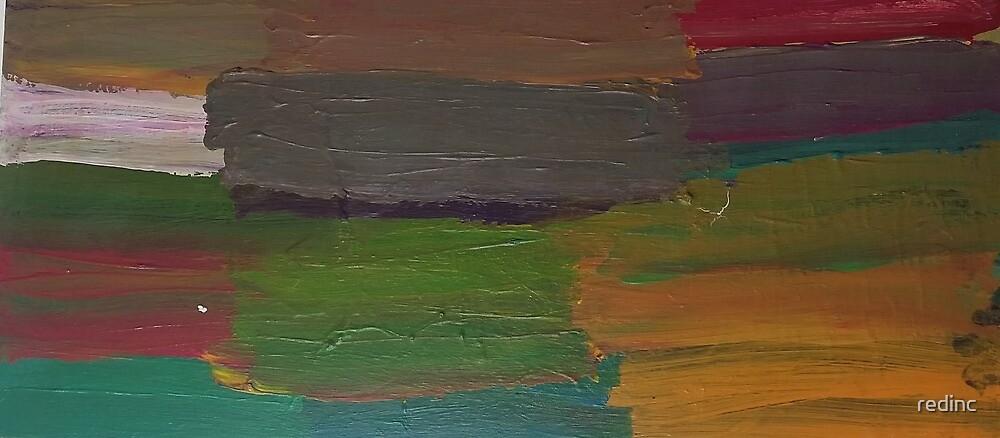 Artist: Willie (Elliot) Mutton, Abstract by redinc