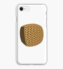 kangaroos cubed iPhone Case/Skin