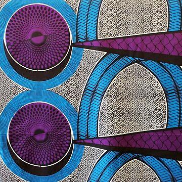 Wax purple circle by angeeelsdrawing