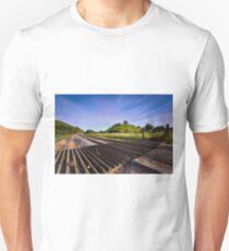 Corfe castle  Unisex T-Shirt
