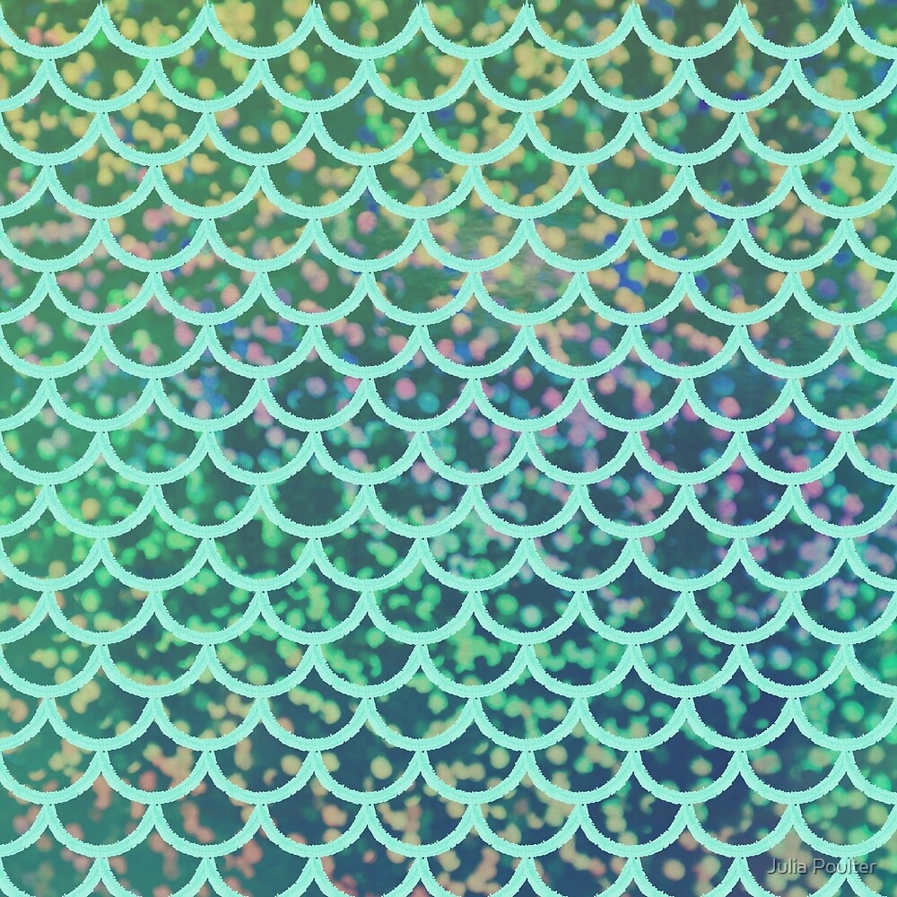 Rainbow Scales by Julia Poulter