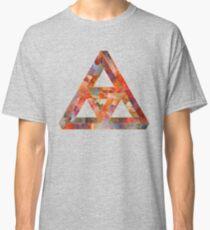 Penrose Rainbow Classic T-Shirt