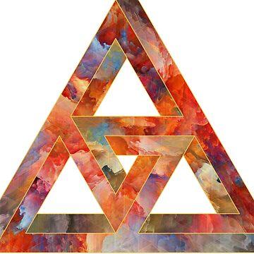 Penrose Rainbow by LJaggs