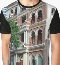 Old Office Block, Elizabeth St Graphic T-Shirt