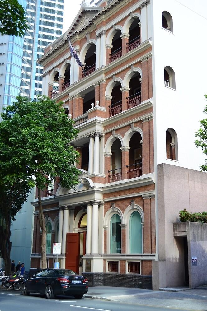 Old Office Block, Elizabeth St by Kerry LeBoutillier