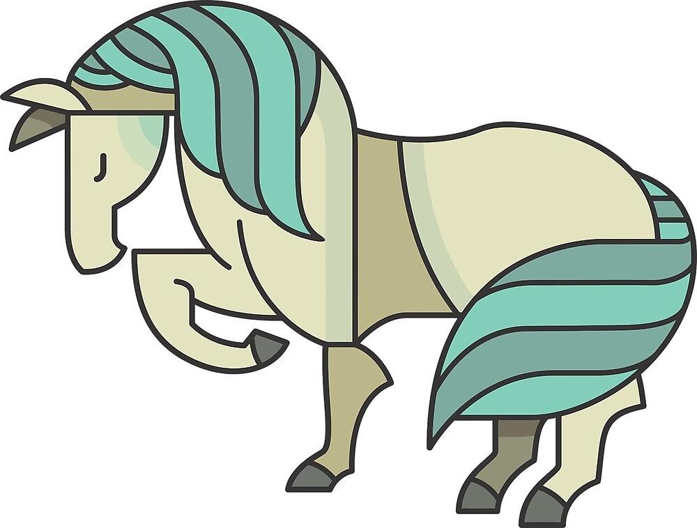 Horse by Yuna26