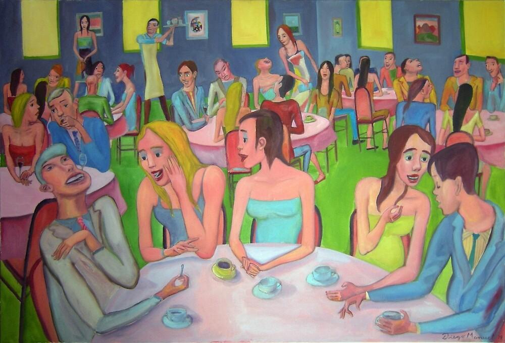 Social meeting 1B by Diego Manuel Rodriguez