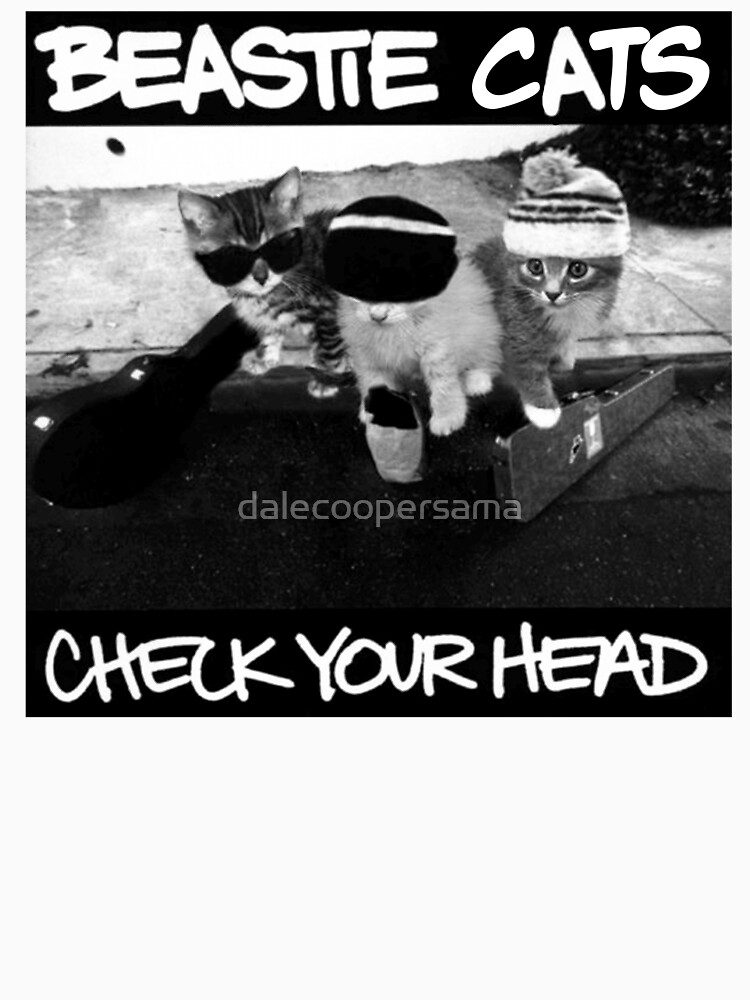 Beastie Boys Cats by dalecoopersama
