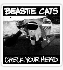 Beastie Boys Cats Sticker