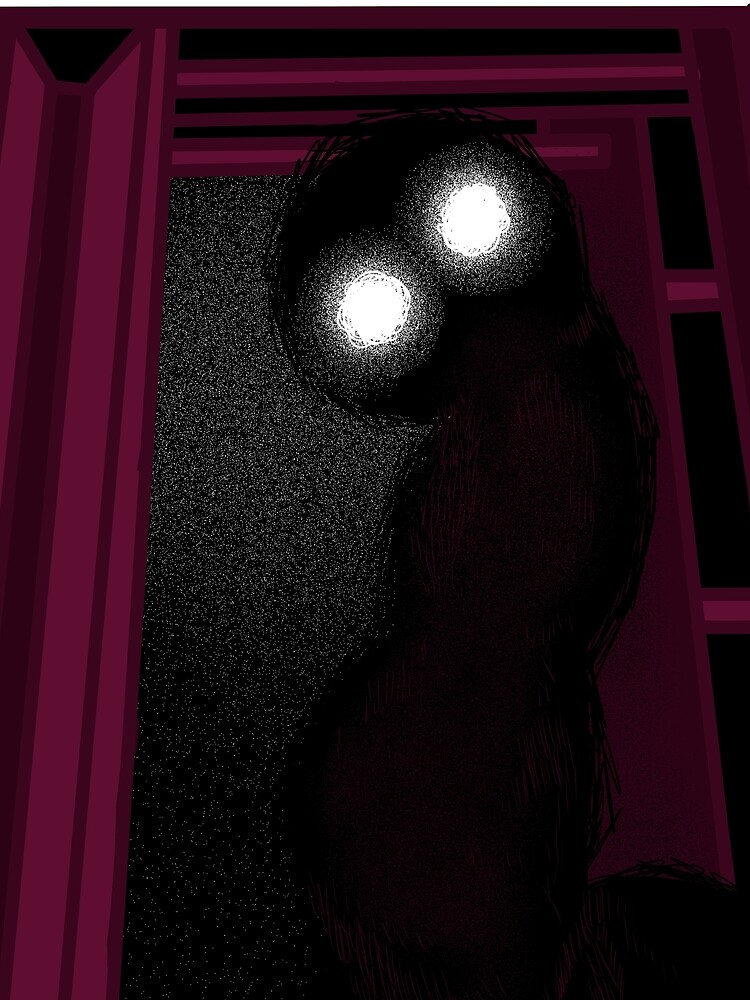 The monster in my closet . by Lileaves