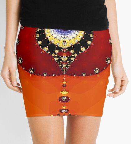 God's Eye II Mini Skirt