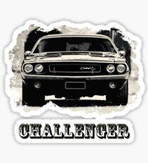 Dodge Challenger 1970 Sticker