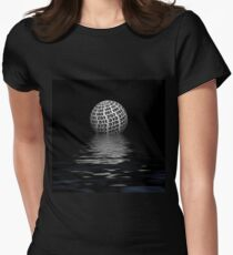 Prime number planet Women's Fitted T-Shirt