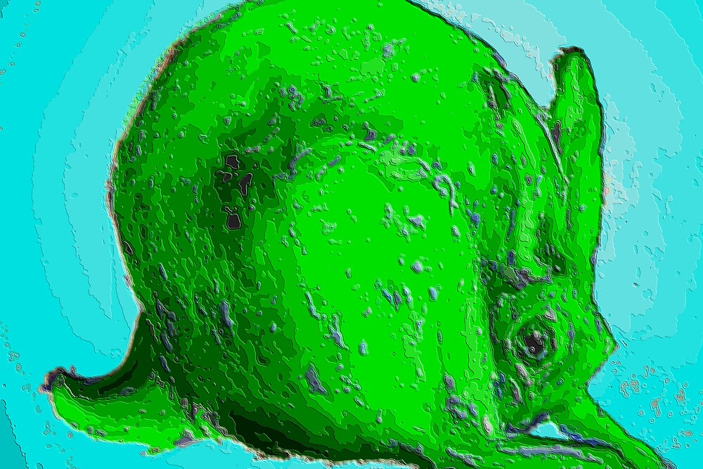 eco bunny by margaretfraser