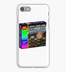 build your own wall iPhone Case/Skin