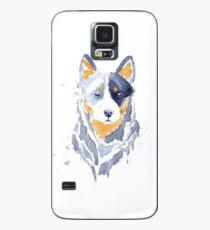 Australian Cattle Dog Blue Case/Skin for Samsung Galaxy