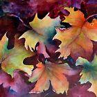 Autumn Joy by Cathy Gilday