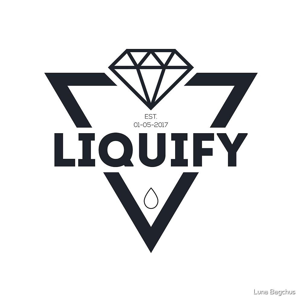 Liquify Logo by Phuxi