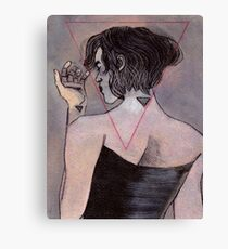 The Tangent Canvas Print